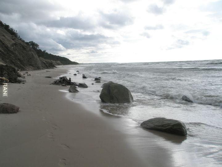Pieszo plażami Bałtyku