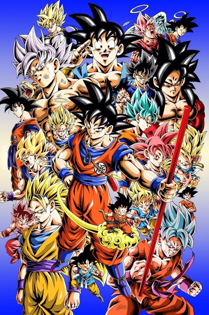 Wszystkiego Najlepszego z okazji dnia Goku!
