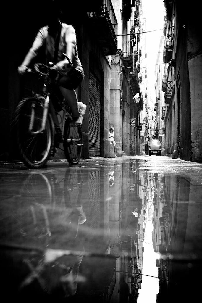 Mokre ulice