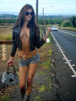 Autostopowiczka