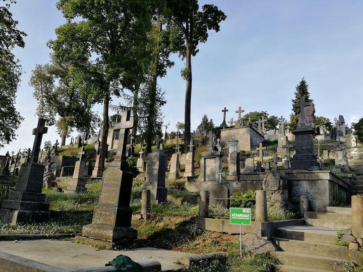 Wilno - Cmentarz na Rossie