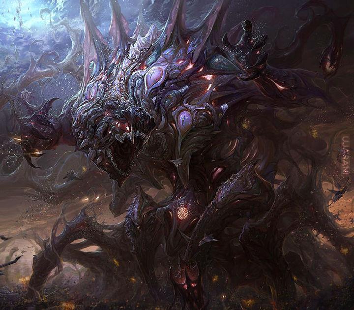 Mitologia Lovecrafta: Azathoth