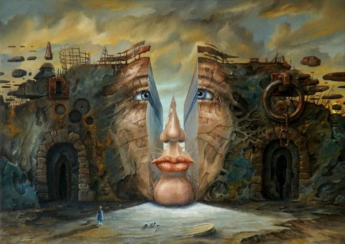 Polscy surrealiści 1: Jarosław Jaśnikowski