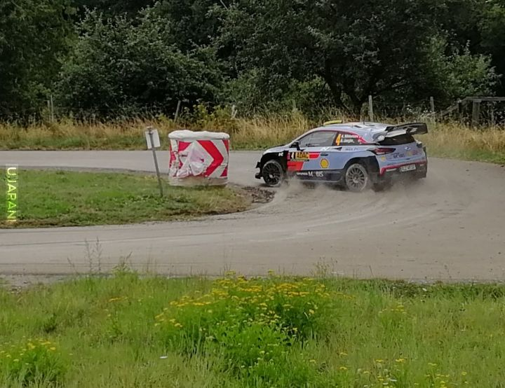 ADAC Rallye Deutschland 2018 WRC