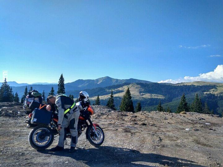 Przełęcz Prislop. 47km remontów dróg wykańcza