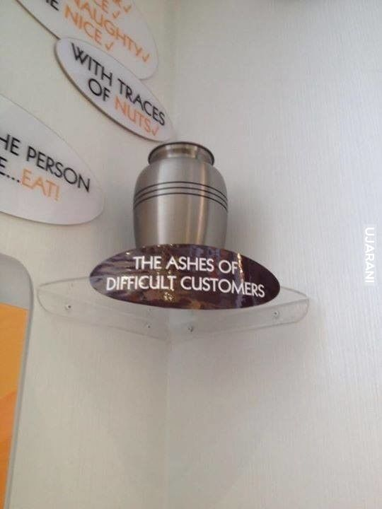 Trudni klienci