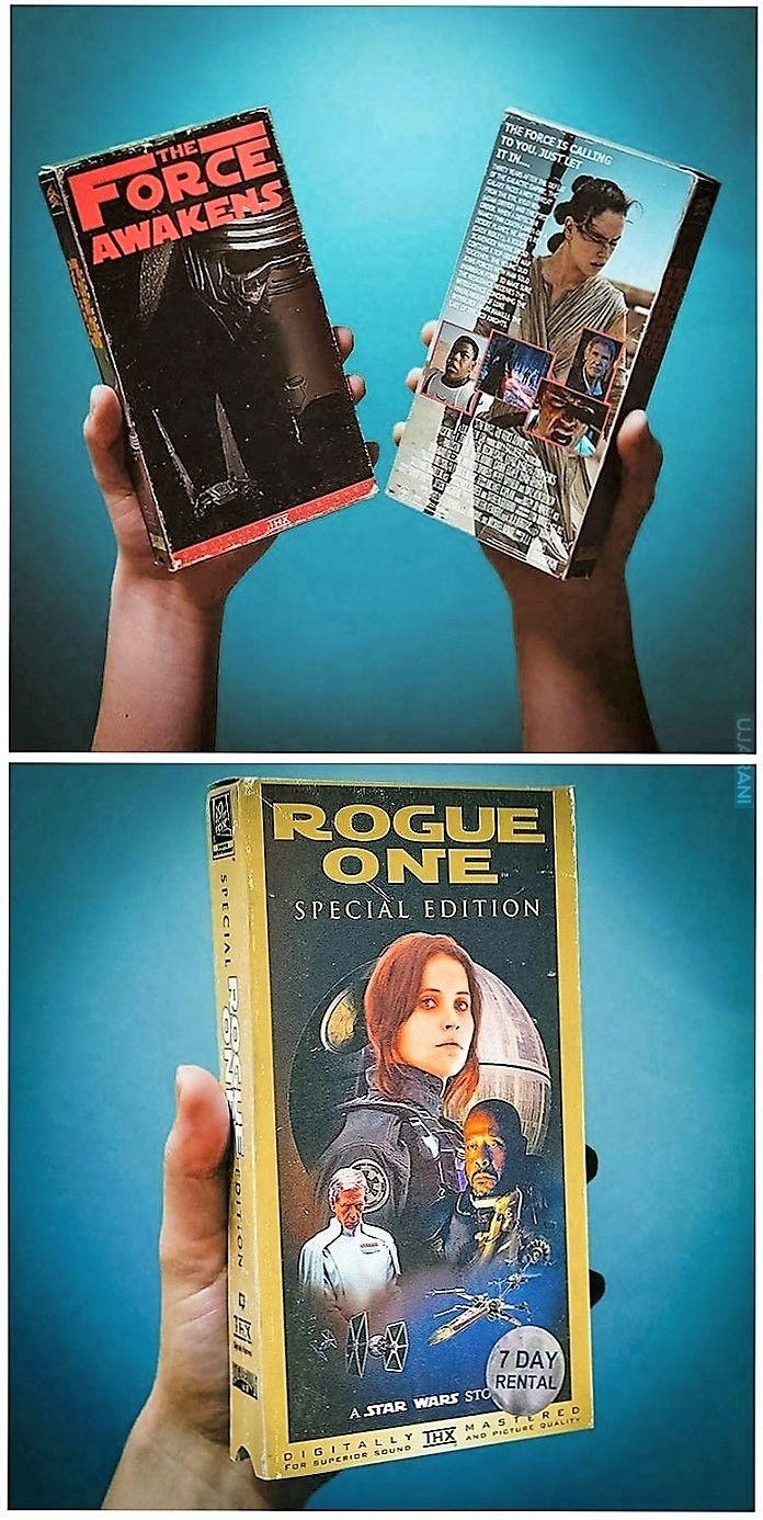 Z tęsknoty za VHS