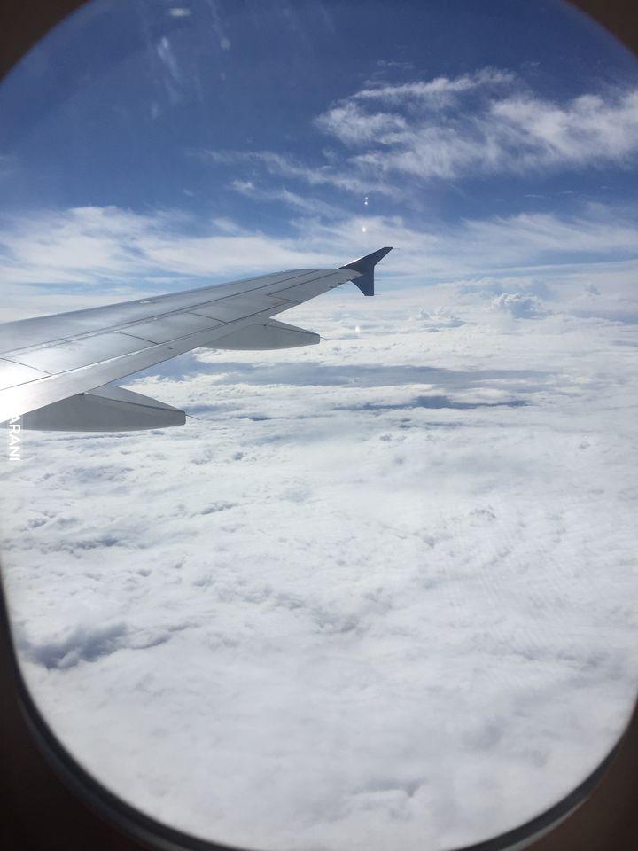 Ponad chmurami....