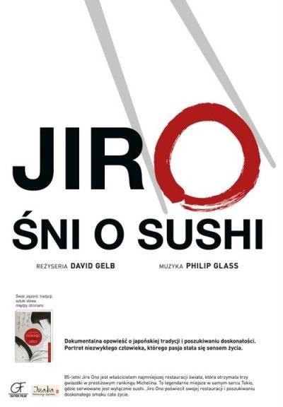 ~Jiro Dreams of Sushi (2011) [pl. Jiro śni o sushi]