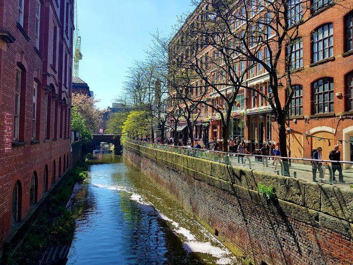 Anglia - Manchester
