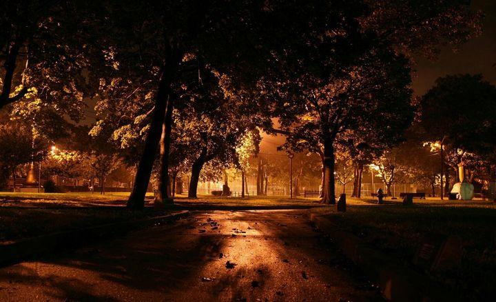 W nocy