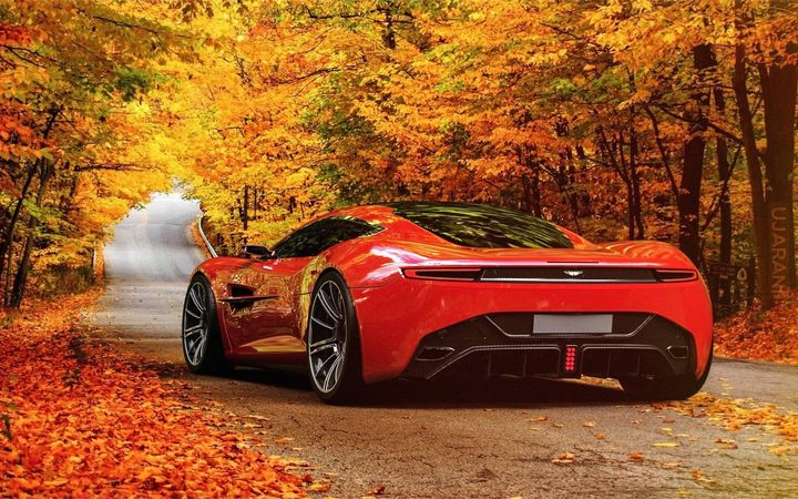Aston DBC