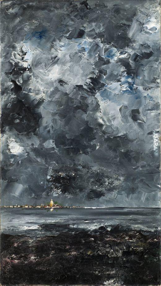 August Strindberg, Miasto, 1903