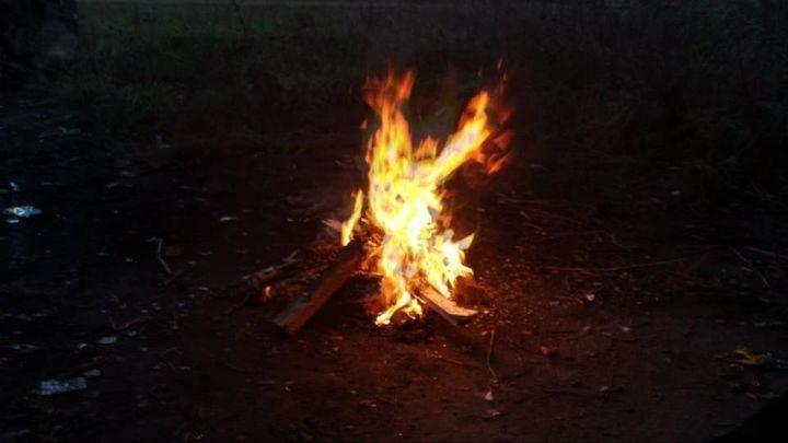 Diabeł tkwi w ogniu...