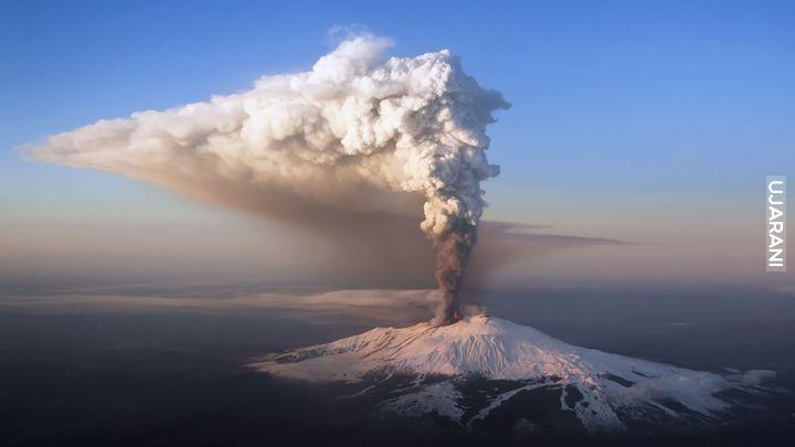 Etna ,Włochy