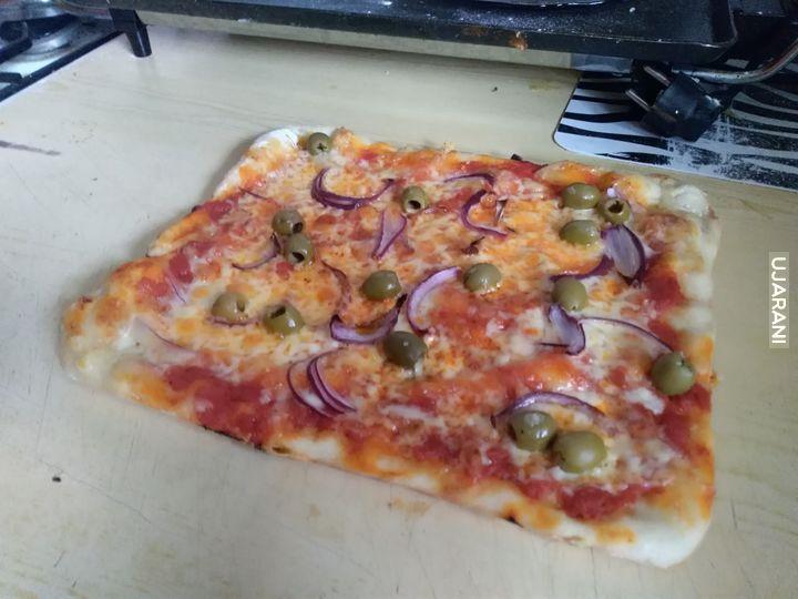 Gastro pizza