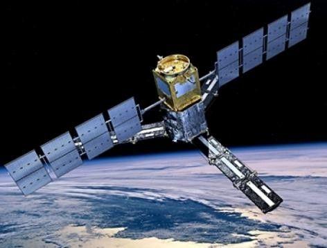 Wojskowy satelita telekomunikacyjny