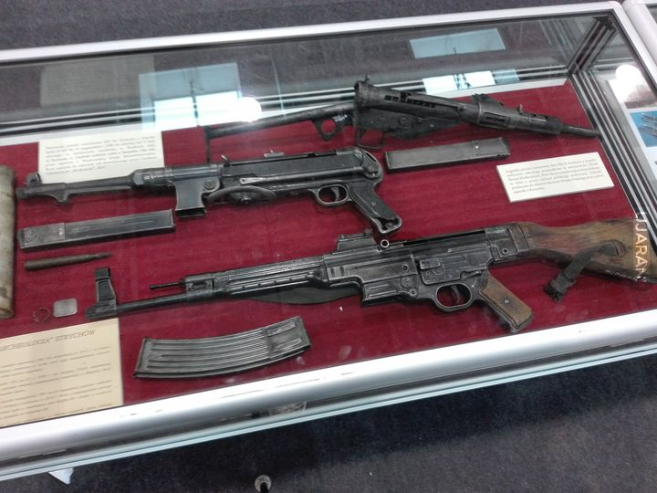 Broń ręczna II wojny