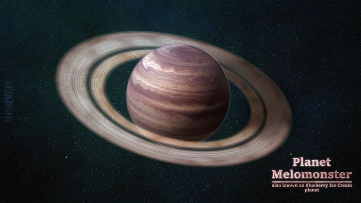 Planeta Melomonster