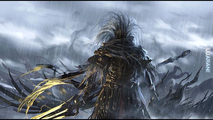 Bezimienny Król. #darksouls3