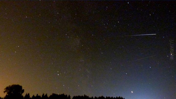 Droga Mleczna & ISS & Jowisz