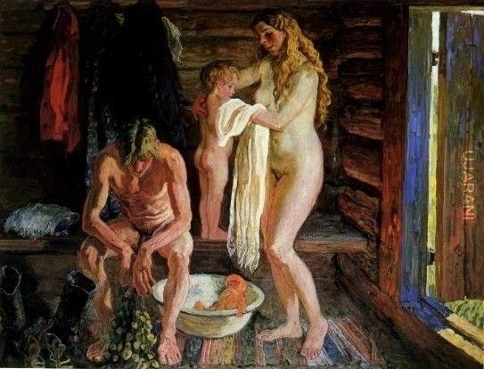 Łaźnie i higiena u dawnych Słowian
