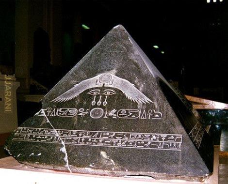 Czubek piramidy