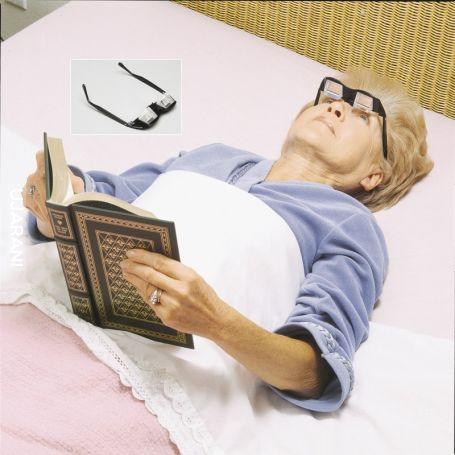 Okulary do czytania dla martwych ludzi