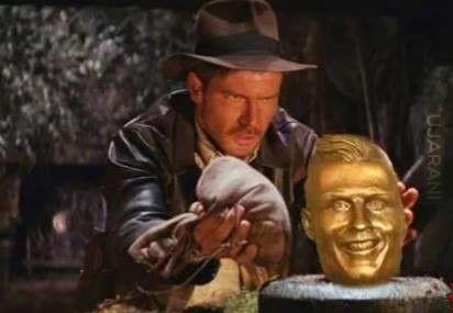 Indiana Jones i Świątynia Ronaldo