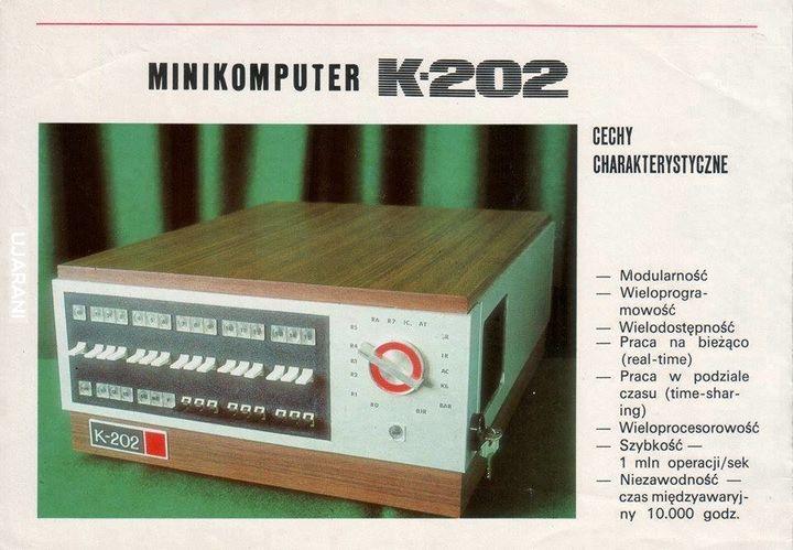 Minikomputer K-202