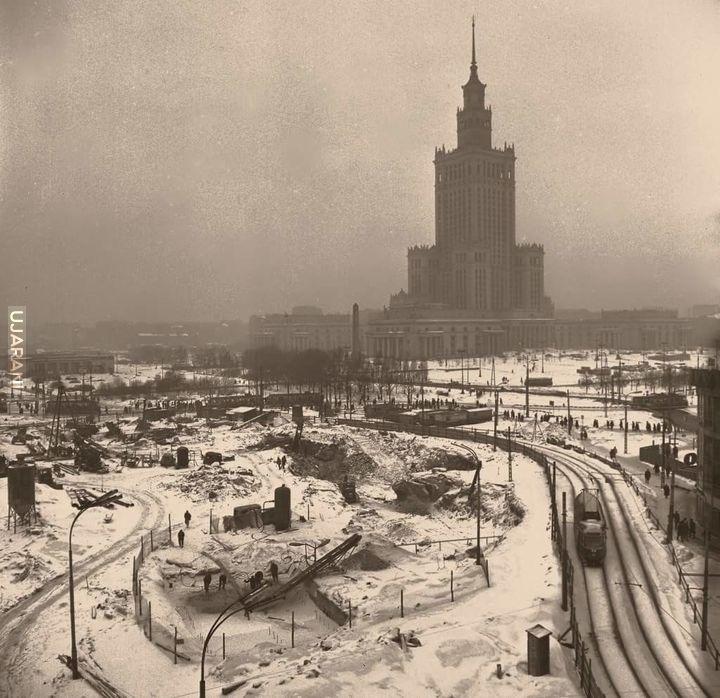 Warszawa 1969 rok
