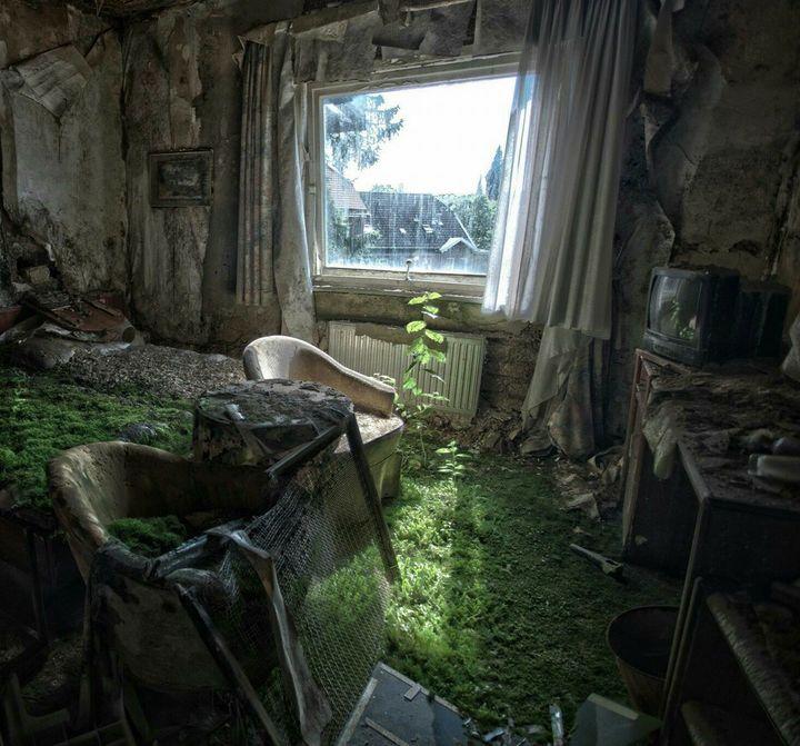 Opuszczony pokój