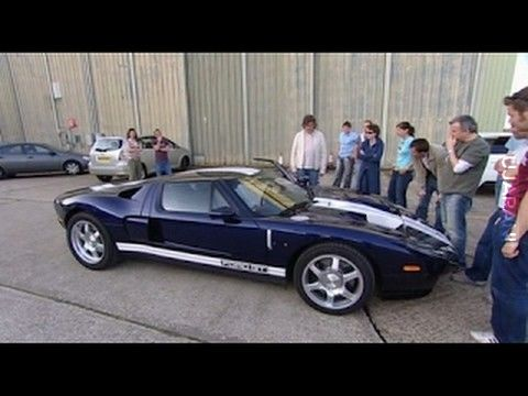 Fordzik GT Clarkssona 60mil najechane i oddał.