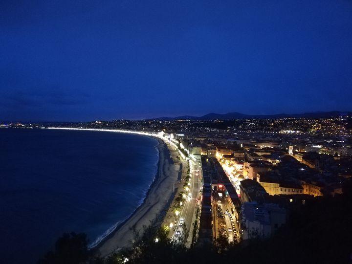 Nicea, w drodze do Cannes