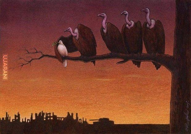 Refleksyjnie.  Dzieła Pawła Kuczyńskiego. (29 rysunków - nie rozwijaj jak szukasz czegoś zabawnego).