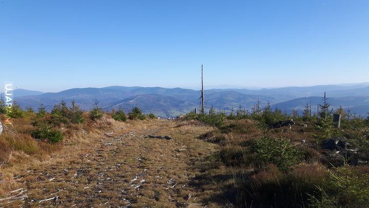 Barania Góra 14.10.2018