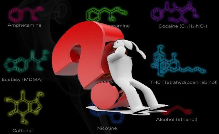 Mniej znane substancje psychoaktywne stosowane do odurzania