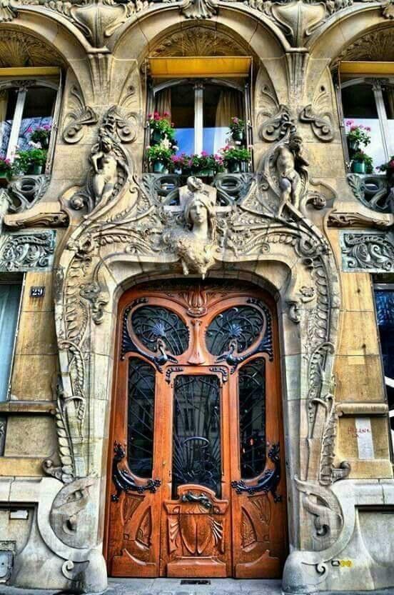 Drzwi Paryż