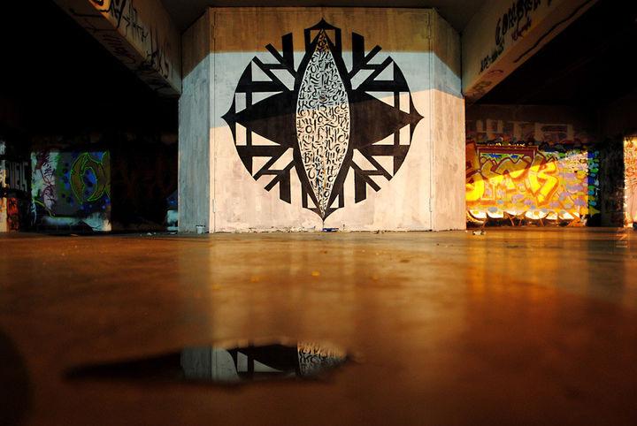 Blaqk (Greg Papagrigoriou + Simek)