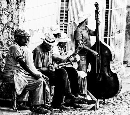 Muzykanty..Hawana
