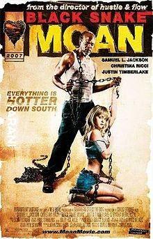 """Polecam film - """"Black Snake Moan"""""""