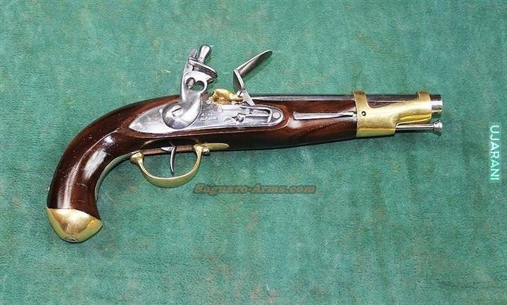 AN IX pistol cal .69