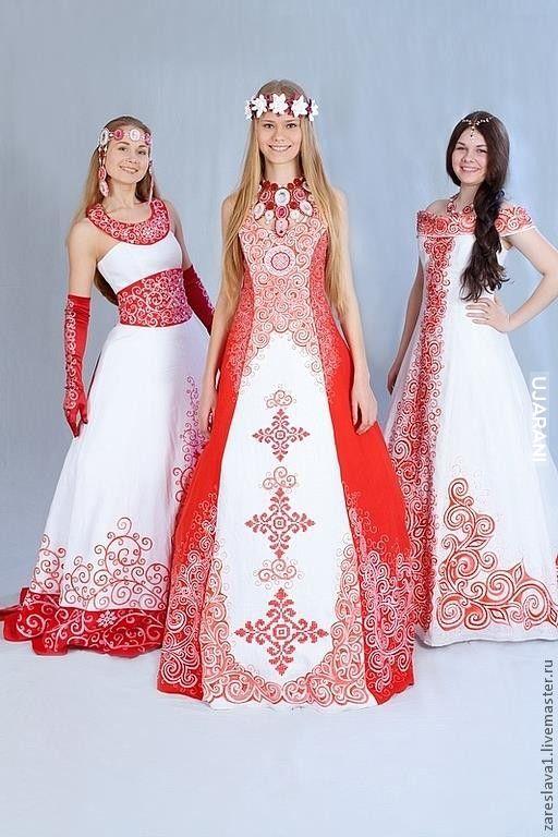 Słowiańska moda ślubna