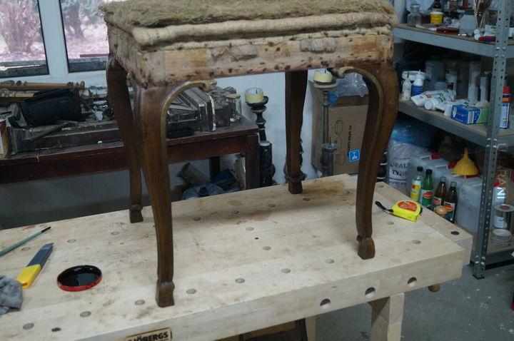 Renowacja dwóch siedzisk