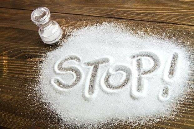 Sól i cukier mają działanie odmóżdżające