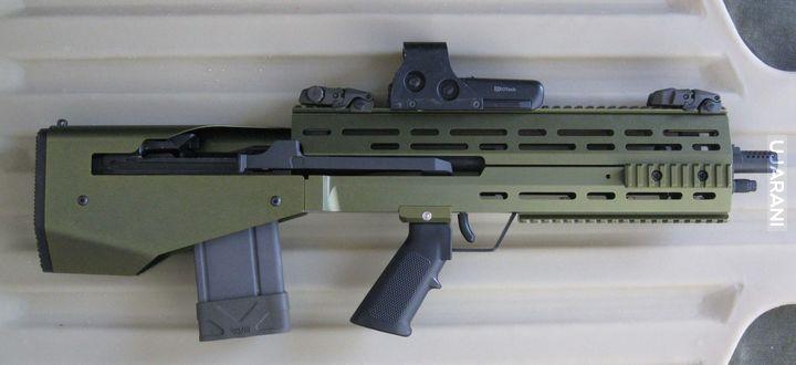 SRSS Bulldog 762 Gen-4