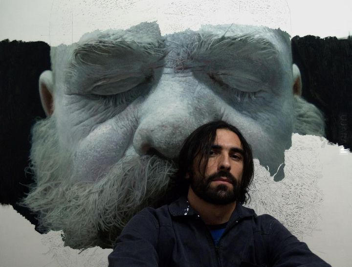 hiperrealizm. Eloy Morales