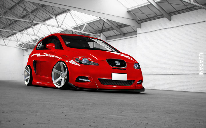 Seat Leon by R-Creations