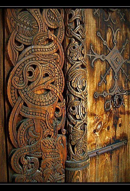 Drzwi Wikingów