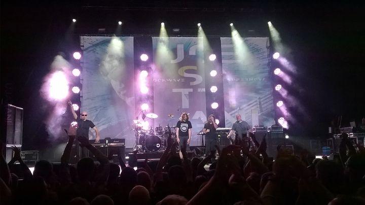 Joe Satriani - Shockwave Supernova Tour - Ale był czad :)